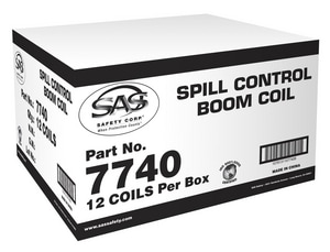 SAS Safety 4 ft. Spill Control Boom Sock 12 Pack S7740