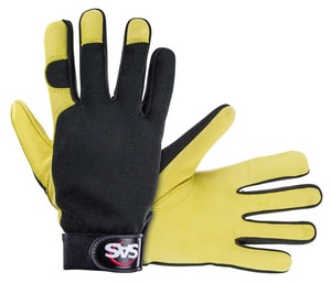 SAS Safety MX Impact M Size Cowhide Gloves SAS6762