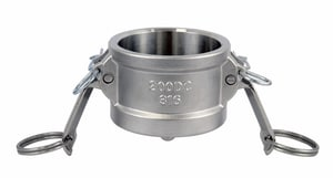 FNW Cam Lock Stainless Steel Cap FNWCGDCSS