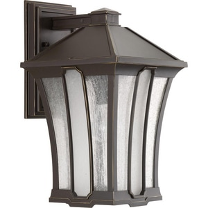 Twain Collection P560009-020 1-100W MED WALL LANTERN PP560009020