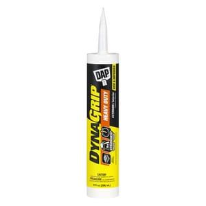 10.1 oz. Heavy Duty Construction Adhesive Tube D27509