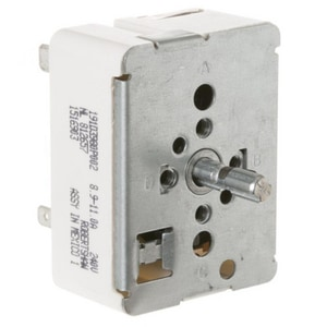 Reliable Parts Infinite Control Switch for General Electric Appliances JB450DF1BB Electric Range GWB23K10003