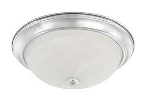 Capital Lighting Fixture 60W 2-Light Flushmount Ceiling Fixture C219031