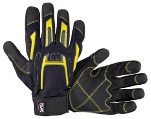 SAS Safety MX Impact Resistant Grip Palm Gloves S67220