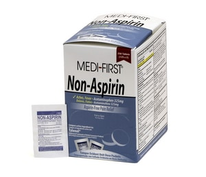 Medique Products Non-Aspirin 100-Count M80348