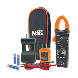 Klein Tools 600V Electrical Maintenance and Test Kit KCL110KIT