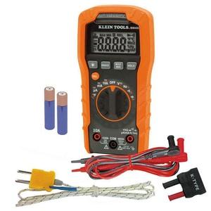 Klein Tools 600V Digital Multimeter Auto-Ranging KMM400