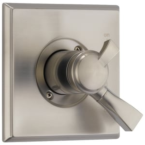 Delta Faucet Dryden™ Thermostatic Valve Trim Only with Single Lever Handle in Spotshield Stainless DT17051SP