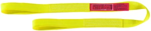 Liftall 2-Ply Web Sling in Yellow LEE2801NFX