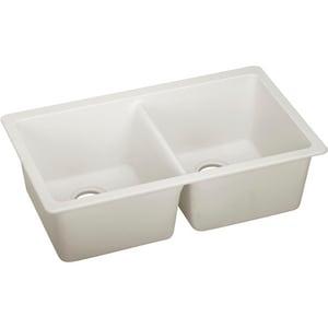 Elkay Quartz Luxe Undermount Kitchen Sink EELXU33220