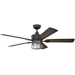 Kichler Lighting Lyndon Patio 60 in. 5-Blade Ceiling Fan KK310140