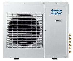 American Standard HVAC 4TXM65 Series 16 SEER Multi-Zone Wall Mount and Floor Mount Outdoor Mini-Split Heat Pump A4TXM65A1040C