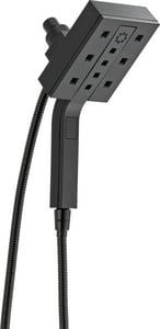BRIZO: EURO SQUARE HYDRATI 2 1 SHWR W/  H2OKINETIC TECHNOLOGY D86280BLECO