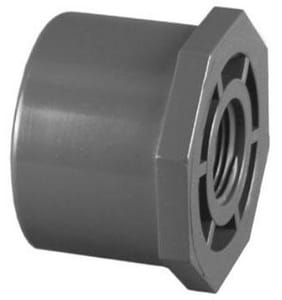 Slip x Female Schedule 80 Plastic Bushing P80SFB