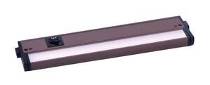 Maxim Lighting International CounterMax® 1-Light 12 in. 5W LED CounterMax Under Cabinet Light M89993