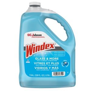 Windex® 1 gal Floral Scent Glass Cleaner S696503
