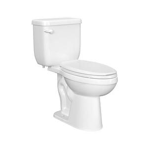 PROFLO® 1400 Series 1.28 gpf Elongated Closet Toilet PFJRC412HE