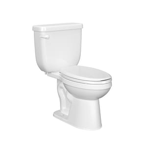 PROFLO® 1400 Series 1.6 gpf Round Front Closet Toilet with 10 in. Rough-In PFJRC010M