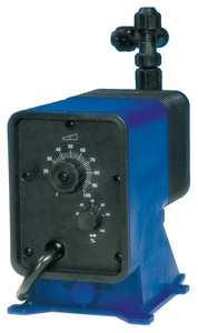 Pulsafeeder 1/4 x 19/50 in. 0.25 gph 250 psi Plastic and Ceramic Electronic Metering Pump PLBC2SAWTC1XXX at Pollardwater