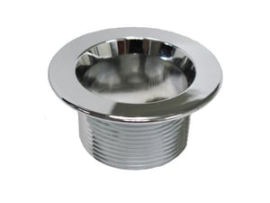 PROFLO® 5/16 in. Threaded Drain Insert in Polished Chrome PFWO909