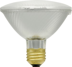 Sylvania 50W PAR30 Short Neck Halogen Light Bulb with Medium Base S16138
