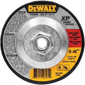 DEWALT 4-1/2 x 5/8 in. Ceramic Grinding Wheel DDWA8909