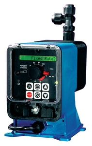 Pulsafeeder 44 gpd 100 psi Plastic, Stainless Steel, Ceramic and Alloy Metering Pump PLME4TAVVC9XXX at Pollardwater