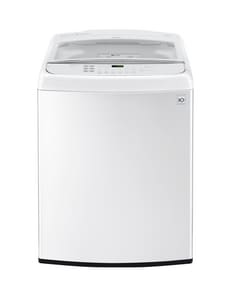 LG Electronics 5 cf Ultra Large Capacity Front Control Top Load Washer LGWT1901C