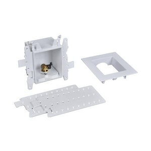 Oatey Moda™ PEX Valve Tailpiece for Quarter Turn Icemaker Outlet Box O37682