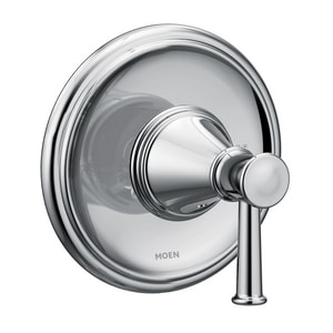 Moen Belfield™ Tub and Shower Pressure Balancing Valve Trim with Metal Single Lever Handle for Belfield T3313NH Series Single-Handle Tub and Shower Trims in Polished Chrome MT3311