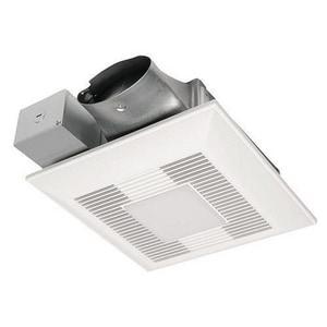 Panasonic WhisperValue® DC™ 100 cfm Ceiling Mount Fan with Light PANFV0510VSL1