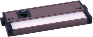 Maxim Lighting International CounterMax® 1-Light 6 in. 3W LED CounterMax Under Cabinet Light M89992