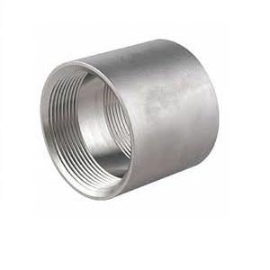 150# 316L Stainless Steel Threaded Coupling DS6BSTCSP114