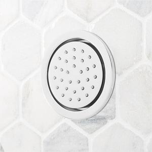 Mirabelle® Custom Showering Round Body Spray MIRBS6010E