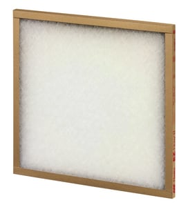 Flanders Corporation 16 in. Panel Filter Box Frame F112500116