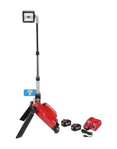 Milwaukee M18™ 5400 Lumen Rocket Dual Pack Tower Light M212022HD