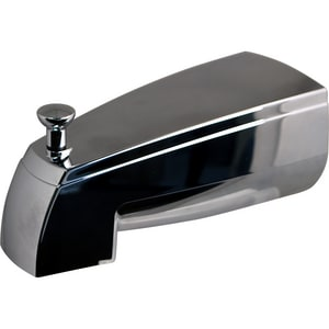 Mixet Slip Fit Diverter Spout in Chrome-Plated MMX71N