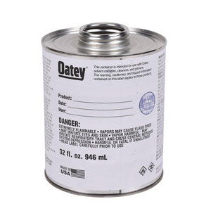 Oatey 32 oz. Replacement Cement Can (Only) O31307