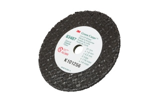 3M 2 in. Green Corps Cut Off Wheel 3M05114483487