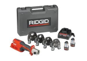 Ridgid 12V Press Tool Kit R57363 at Pollardwater
