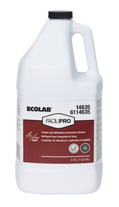 FaciliPro™ 1 gal Carpet and Upholstery Extraction Cleaner (Case of 4) E6114635