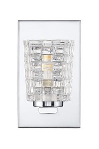 Park Harbor® River Pointe 7-1/8 in. 5W 1-Light LED Bath Light PHVL3081