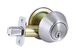 Westcraft Delavan Single Cylinder Deadbolt WC600DBLT