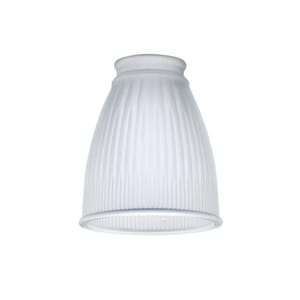 Seagull Lighting 2-1/4 in. Frosted Ribbed Glass S167633
