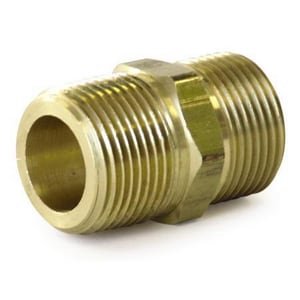 Uponor North America R20 in. NPT Converstion Nipple UA4322050