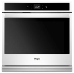 Whirlpool 30 in. 5 cf Single Wall Oven WWOS51EC0H