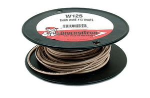 Diversitech 15 ft. 12 ga Stranded Copper Wire DIVW121