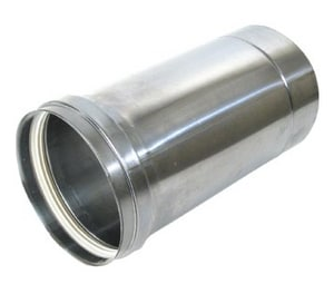 Kingsman 48 in. Galvanized Pipe KZDV48GP