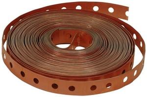 PROFLO® 50 ft. Coil 22 Gauge Copper Clad Hanger Strap PF100C22F50