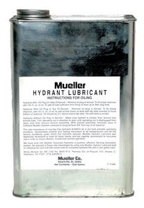 Mueller A51 GAL HYD Oil M184048